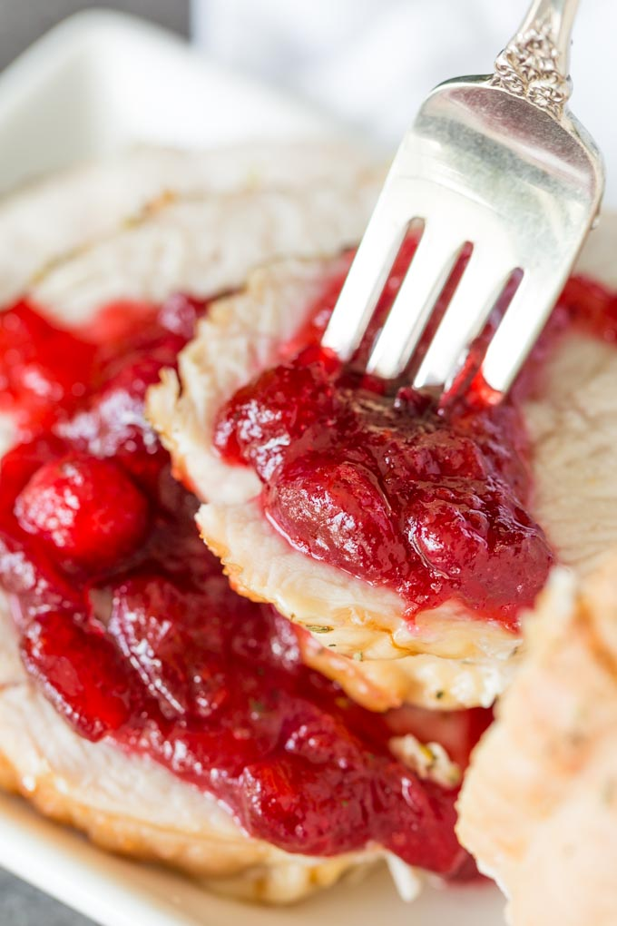 Homemade Cranberry Sauce Just 3 Ingredients Recipe For Perfection