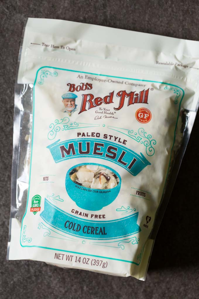 Bob's Red Mill Paleo Muesli