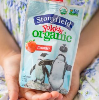 Why I Have Stonyfield® Organic YoKids® Yogurt In My Fridge