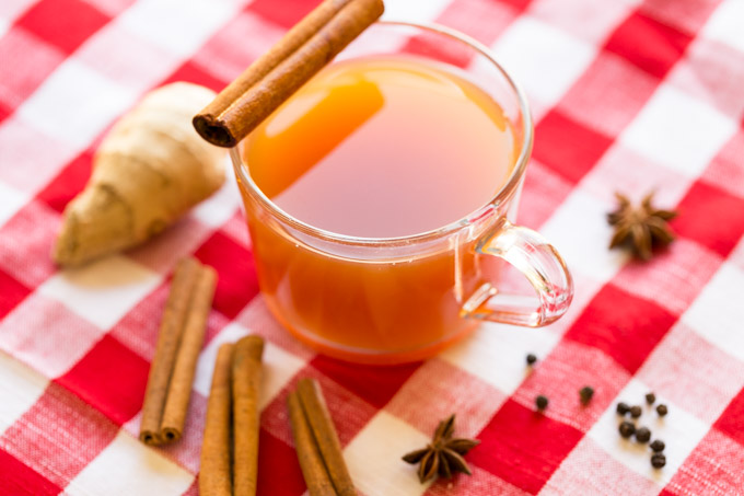 Chai Spiced Sweet Tea Hot Apple Cider Recipe For Perfection