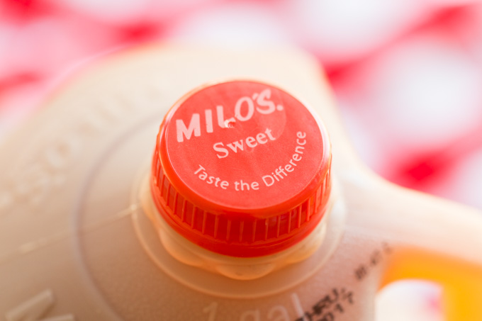 Milo's Tea Gallon Cap
