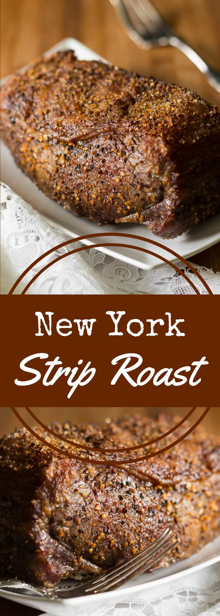 New York Strip Roast is so insanely delicious, it's amazing that it isn't already on your menu every week.