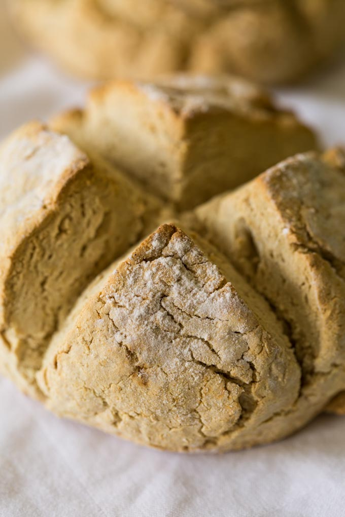 Gluten Free Irish Soda Bread • Recipe for Perfection