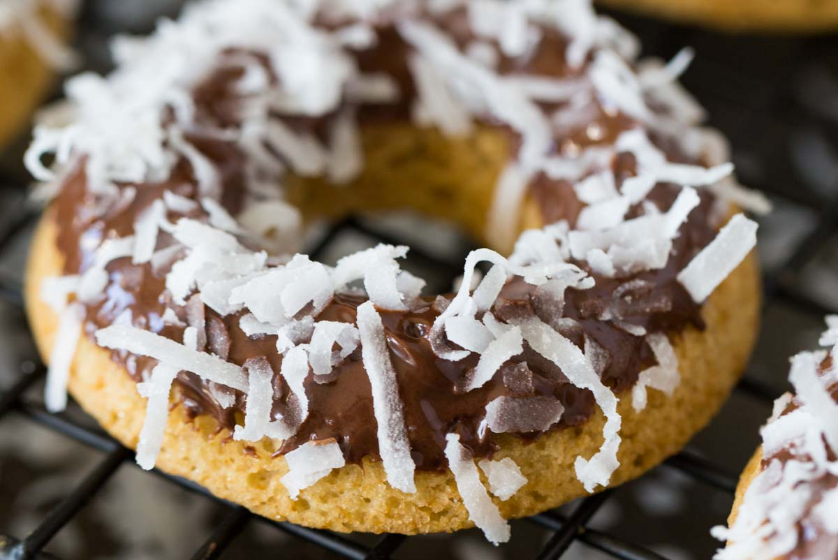 Chocolate Dipped Gluten Free Doughnuts Recipe For Perfection