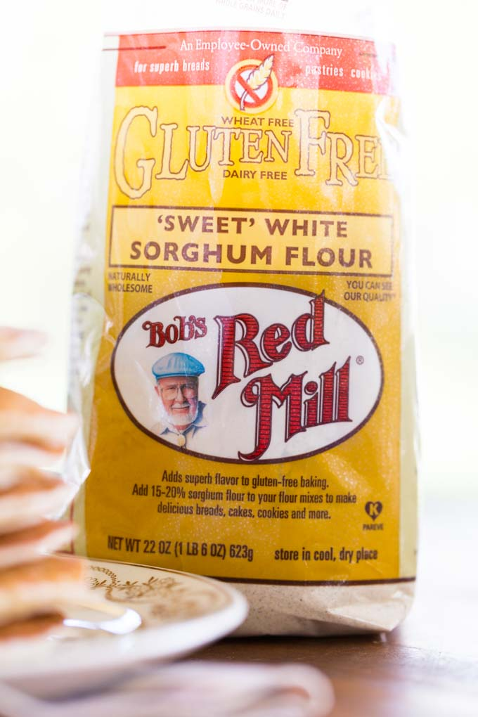 Bag of Bob's Red Mill Sorghum Flour