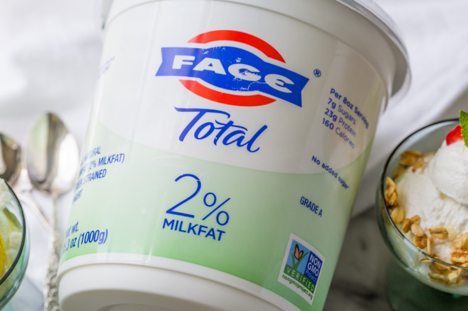 FAGE Total Greek Yogurt large container