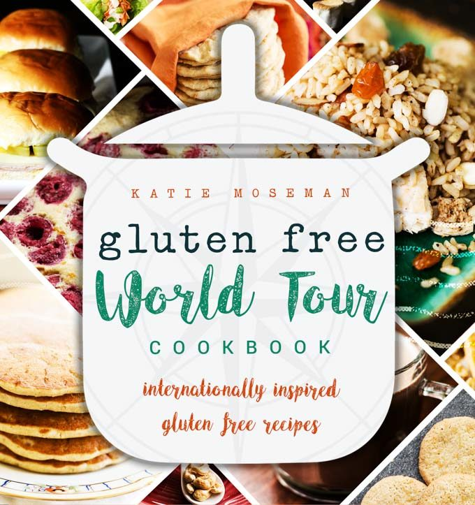 Cover of Gluten Free World Tour cookbook